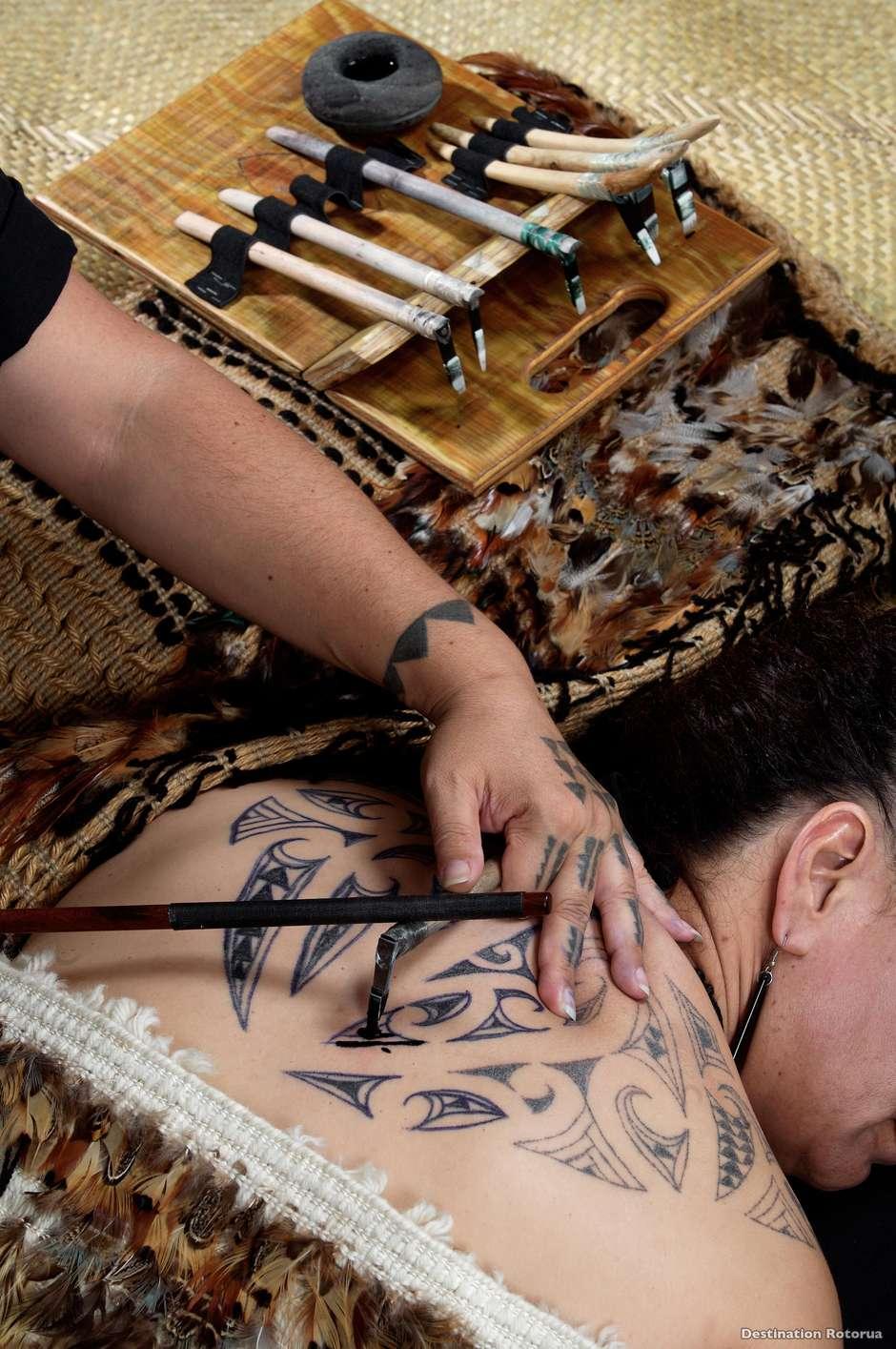 Aprenda com a cultura maori (Foto: Site Terra)