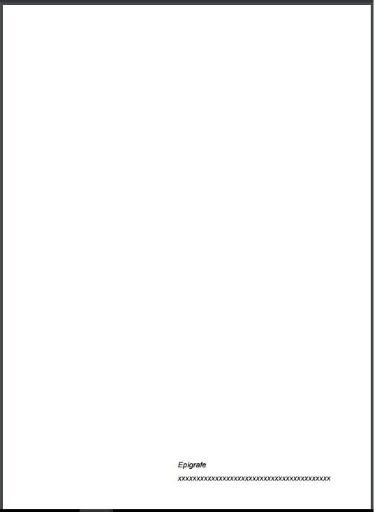 A epígrafe também faz parte das regras da ABNT (Foto: Ilustração)