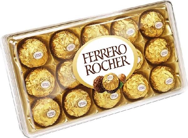 Chocolate Ferrero Rocher Dia dos Namorados (Foto: Divulgação Exame/Abril)