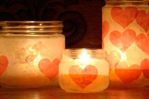 Iluminação especial para o Dia dos Namorados (Foto: Divulgação MdeMulher)