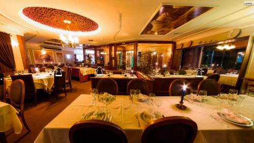 Restaurante Colloseo – Comida Internacional e Fondue (Foto: Divulgação)