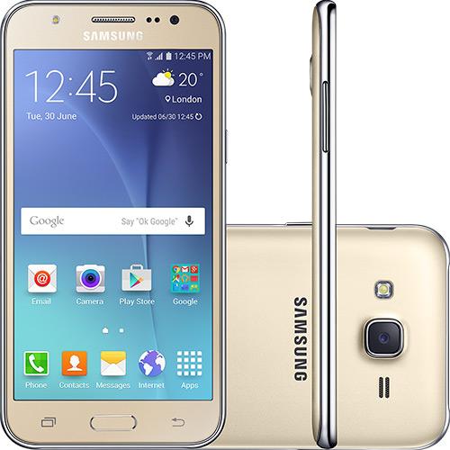 Smartphone Samsung Galaxy J5 (Foto: Divulgação Americanas)