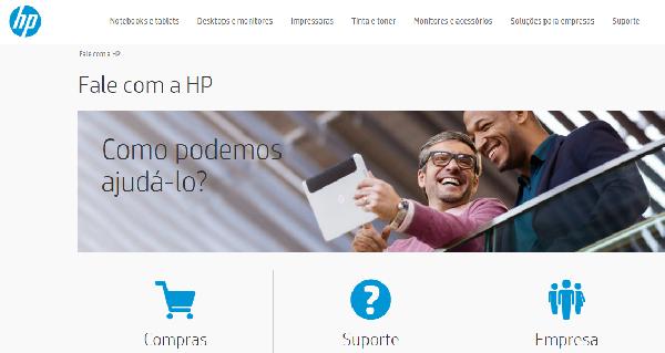 Assistência Técnica HP | Rede Autorizada da HP (Foto Divulgação: HP)