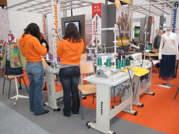 Curso na área de Costura Industrial é oferecido pelo Senai na capital baiana (Foto Ilustrativa)