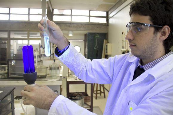 O Senai BA também oferece o curso de técnico em Química (Foto Ilustrativa)