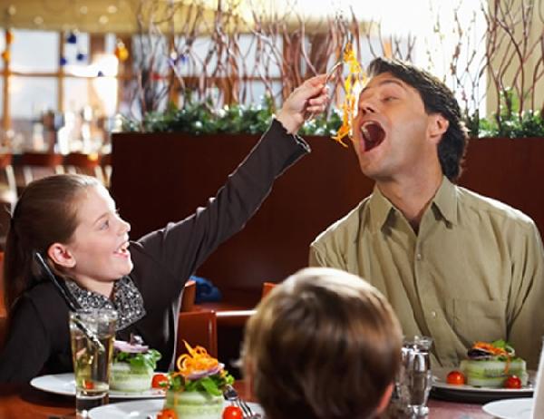 O almoço de dia dos pais pode ser especial (Foto: Divulgação)