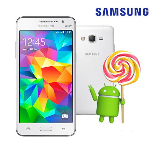 Smartphone Samsung Galaxy Gran Prime (Foto: Divulgação)