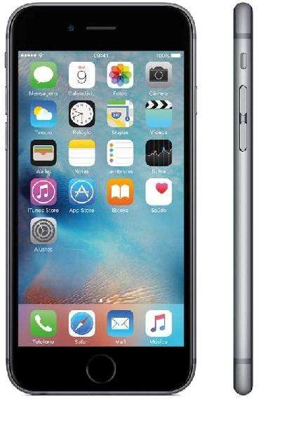 """iPhone 6s Apple com Tela 4,7""""(Foto: Divulgação)"""