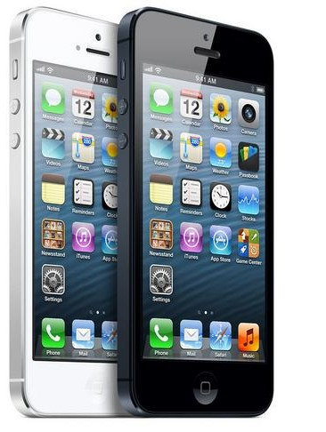 Smartphone Apple iPhone 5 (Foto: Divulgação)