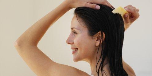 A hidratação é fundamental para controlar o frizz (Foto Divulgação: MdeMulher)
