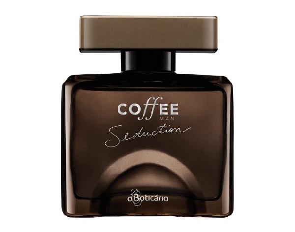 COFFEE MAN SEDUCTION DES. COLÔNIA(Foto: Divulgação O Boticário)