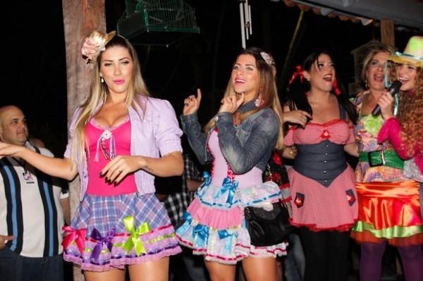 A caracterização para festa junina deve ter muitas cores e alegria (Foto: Divulgação)