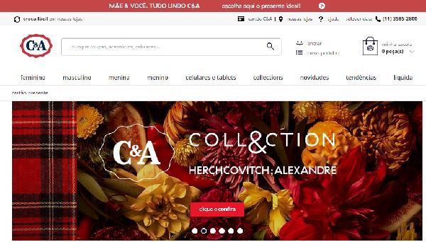 A C&A oferece inúmeras vantagens nas compras com o cartão C&A (Foto: Divulgação C&A)