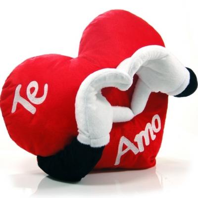 Coração Mãozinha (Foto: Divulgação Loja Apaixonados)