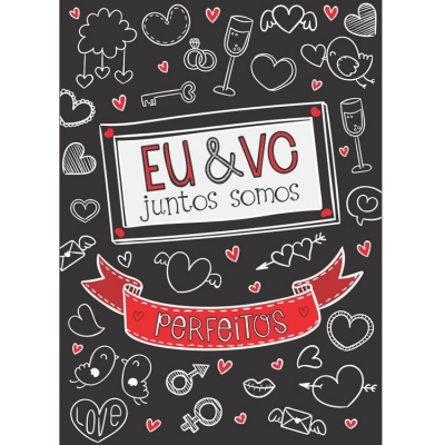 Cartões de Amor (Foto: Divulgação Loja Apaixonados)