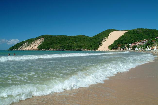 Lugares para visitar no dia dos pais com praias (Foto: Divulgação)