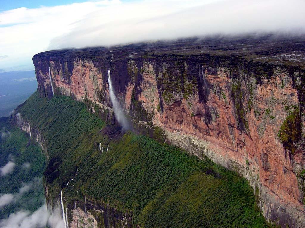 Lugares para visitar no dia dos pais Roraima (Foto: Divulgação)