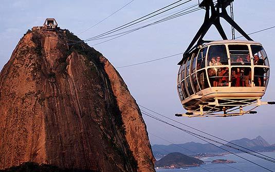 O Rio de Janeiro é um destino maravilhoso para passear com o seu pai (Foto: Divulgação)