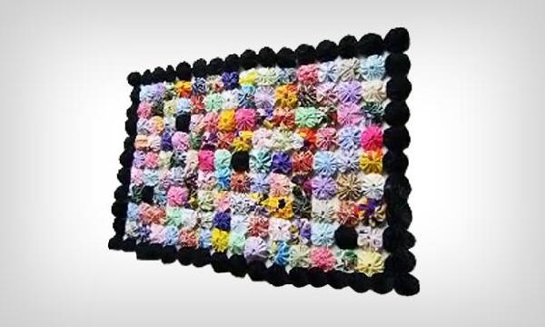 Tapete patchwork (Foto Divulgação: MdeMulher)