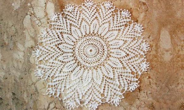Tapete de crochê (Foto Divulgação: MdeMulher)