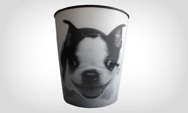 Lixeira de cachorro (Foto Divulgação: MdeMulher)