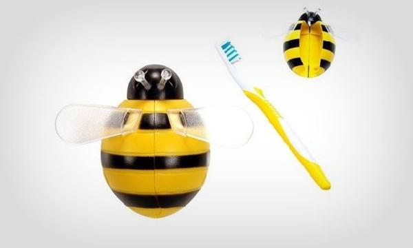 Porta escova de dentes joaninha (Foto Divulgação: MdeMulher)