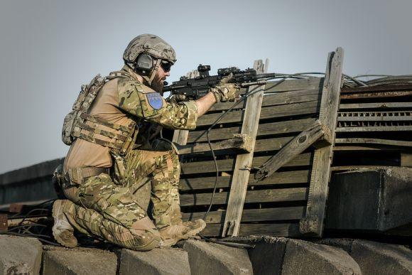 Vários concursos do Exército estão abertos atualmente (Foto Ilustrativa)