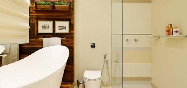 Banheiro chique (Foto Divulgação: MdeMulher)