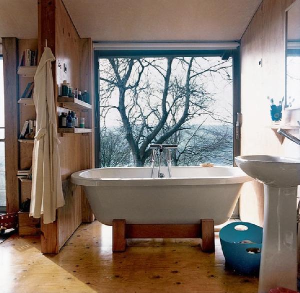 Banheira de louça (Foto Divulgação: Casa/Abril)