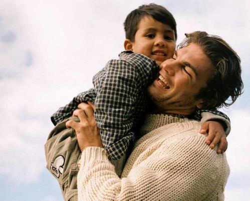 Seu pai merece essa homenagem (Foto: Divulgação)
