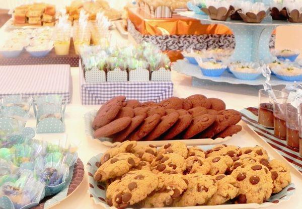 Os Buffets atendem vários eventos inclusive festas infantis (Foto: Divulgação MdeMulher)