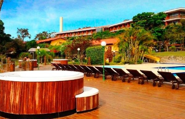 Hotel Fazenda Vale da Mantiqueira (Foto: Divulgação)