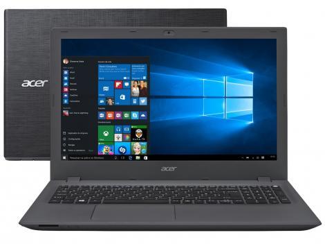 Notebook Acer Aspire E5  (Foto: Divulgação)