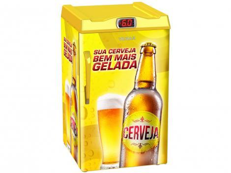 Cervejeira/Expositor Vertical 1 Porta 82L Venax  (Foto: Divulgação)