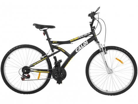 Bicicleta Caloi Andes Mountain Bike Aro 26 (Foto: Divulgação)