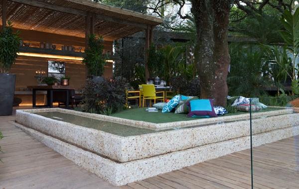 Jardim de inverno grande (Foto Divulgação: Casa Linda)