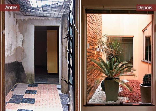 Espaços pequenos também podem ser aproveitados (Foto Divulgação: Casa/Abril)
