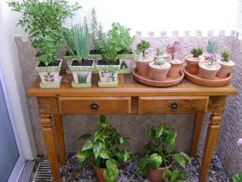 Pequenos espaços bem aproveitados (Foto Divulgação: Casa/Abril)