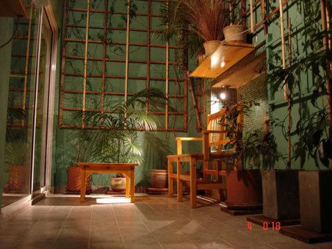 Decoração em madeira (Foto Divulgação: Casa/Abril)