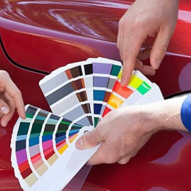 Aprenda a pintar os carros de verdade (Foto: Divulgação)