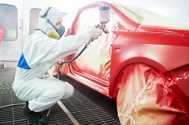 Trabalhe com pintura de carros (Foto:Divulgação)