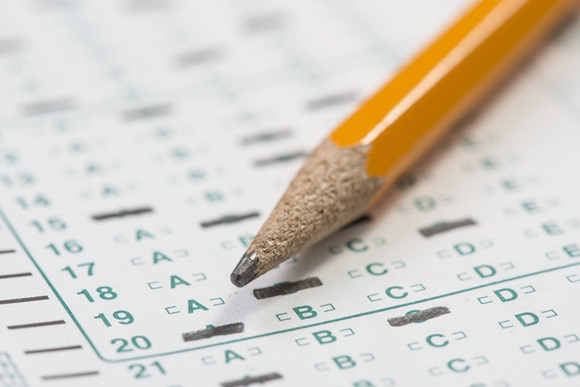 A prova escrita é apenas a primeira etapa do concurso. (Foto Ilustrativa)