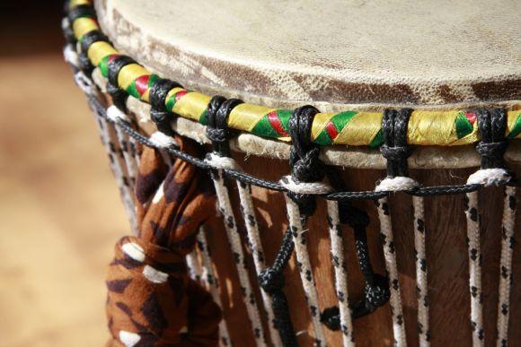 Um dos cursos técnicos disponíveis é o de Percussão (Foto Ilustrativa)