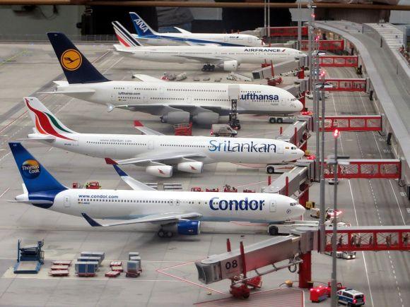 Projeto de Lei que pode dar gratuidade e descontos para idosos em aviões está em tramitação (Foto Ilustrativa)