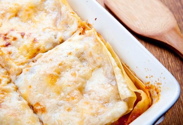 A lasanha de berinjela também pode levar massa e molho branco. Fique à vontade para incrementar a receita. (Foto Ilustrativa)