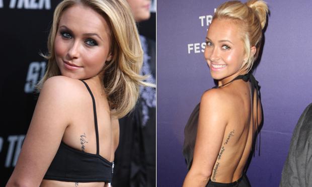 Tatuagem nas costas feminina (Foto: MDeMulher)