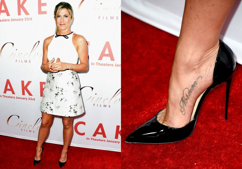 Tatuagem para mulher pode ser algo mais discreto(Foto: MDeMUlher)
