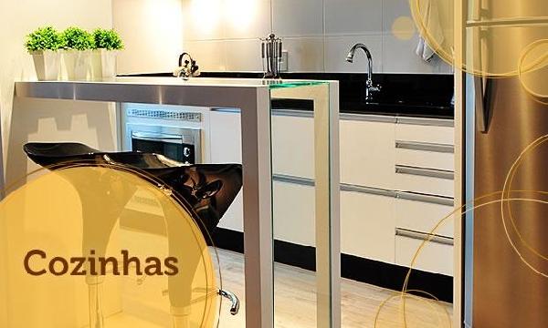 Cozinhas modernas e estilosas (Foto Divulgação: MdeMulher)