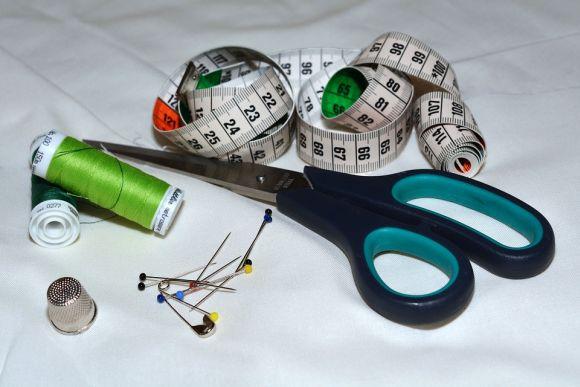 Curso de Confecção Industrial com aprendizagem em Corte e Costura (Foto Ilustrativa)