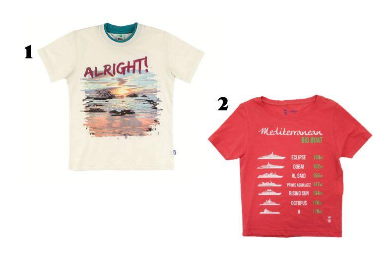 Camisetas na moda na primavera e no verão 2016 (Foto: Mdemulher)